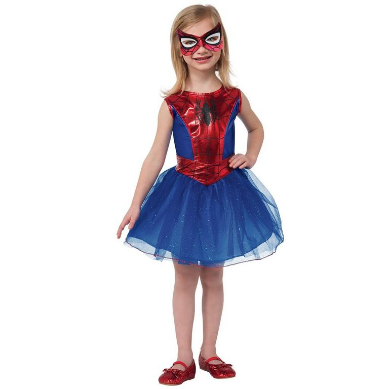 Spider-Man Youth Dress
