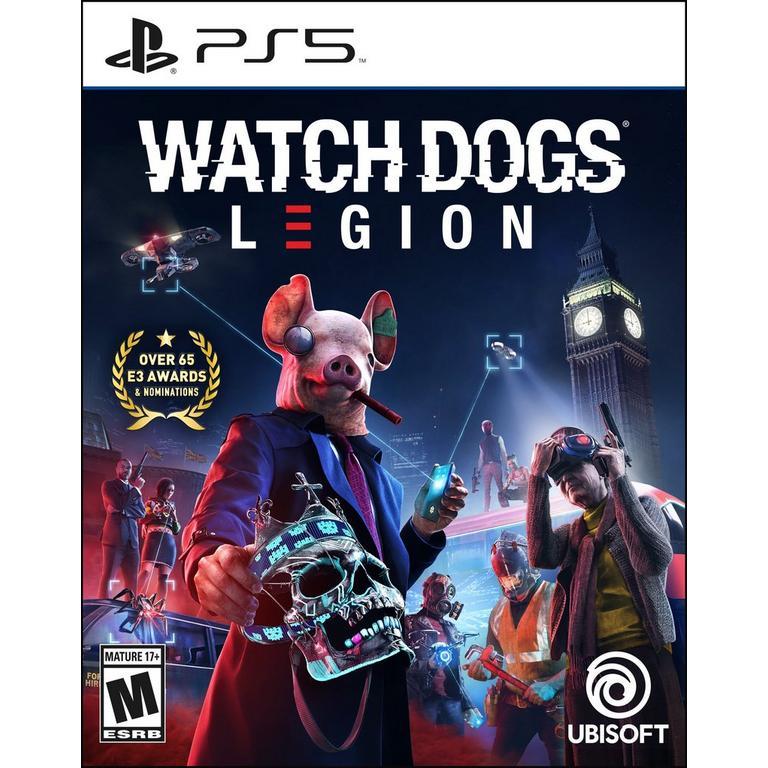 Watch Dogs Legion Playstation 5 Gamestop