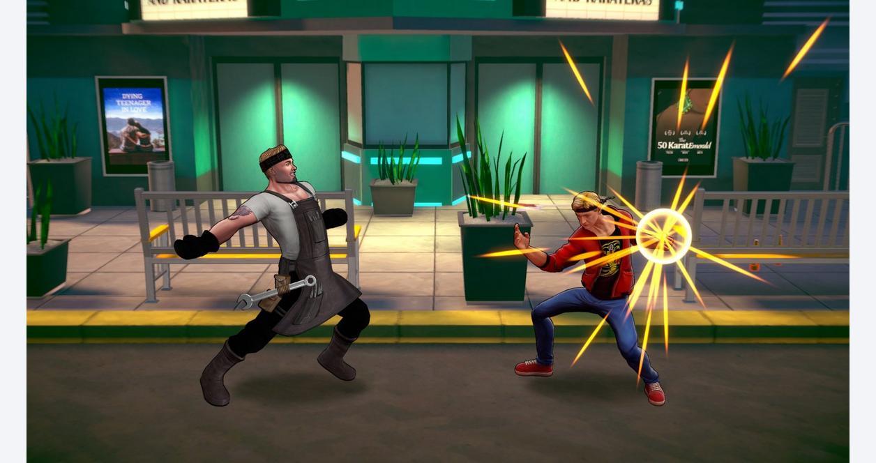 Cobra Kai: The Karate Kid Saga Continues