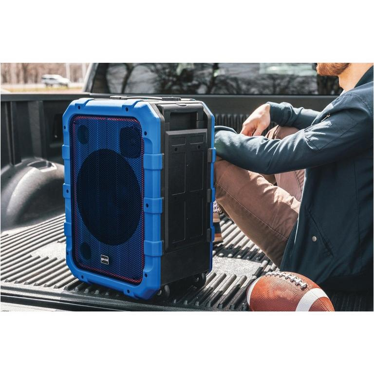 MPA-2400 Blue Portable Bluetooth Party Speaker
