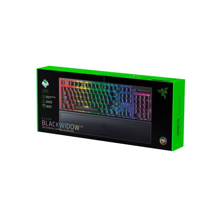 Blackwidow V3 Green Switches Mechanical Gaming Keyboard