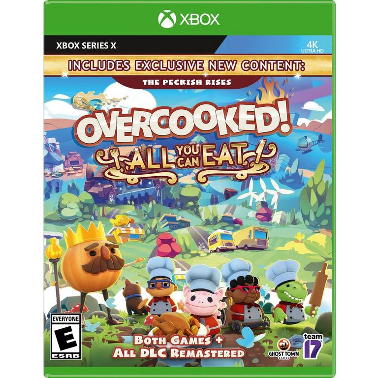 Overcooked! All You Can Eat - Xbox One