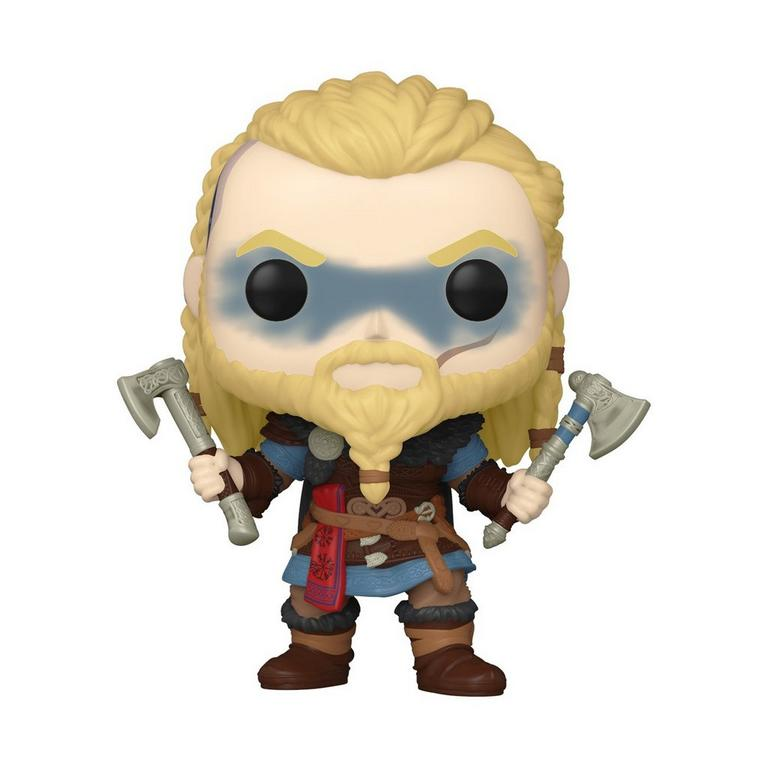 Funko POP! Games: Assassin's Creed Valhalla Eivor with Double Axe Only at GameStop