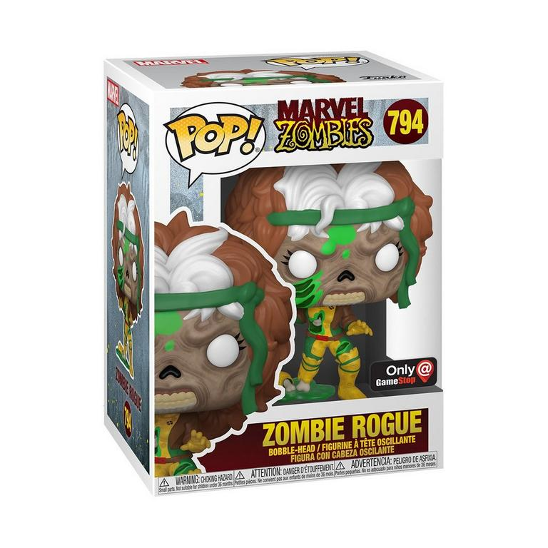 Funko POP! Marvel Zombies: Rogue Only at GameStop