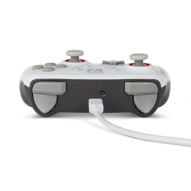 Super Mario Bros. Running Mario Enhanced Wireless Controller for Nintendo Switch