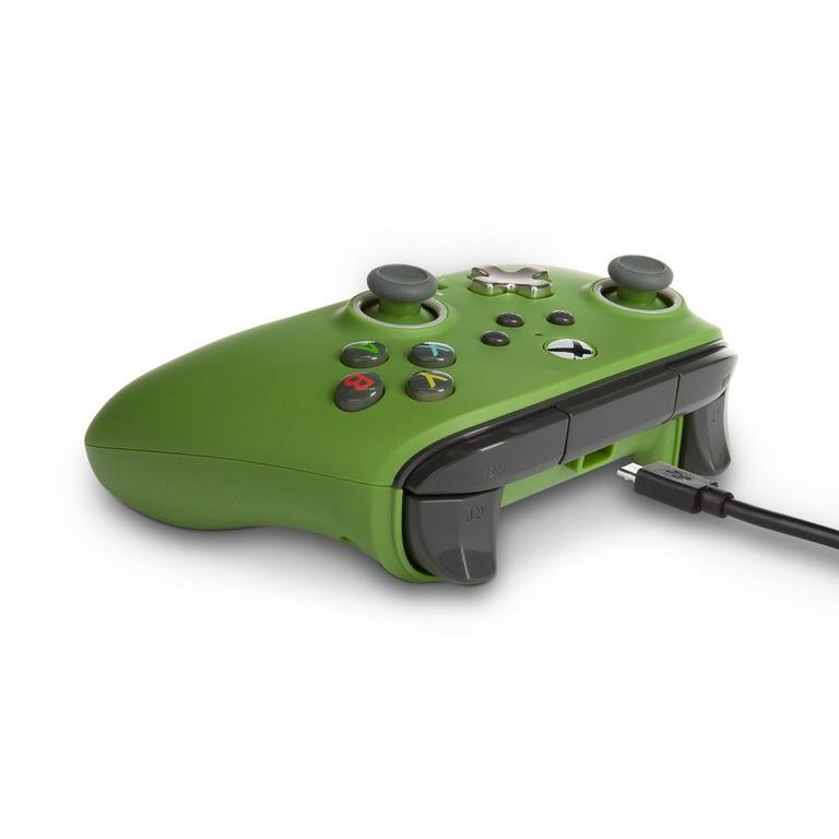 Soldier Enhanced Wired Controller for Xbox Series X