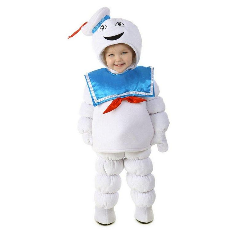 Ghostbusters Stay Puft Toddler Costume 18 Months-2T