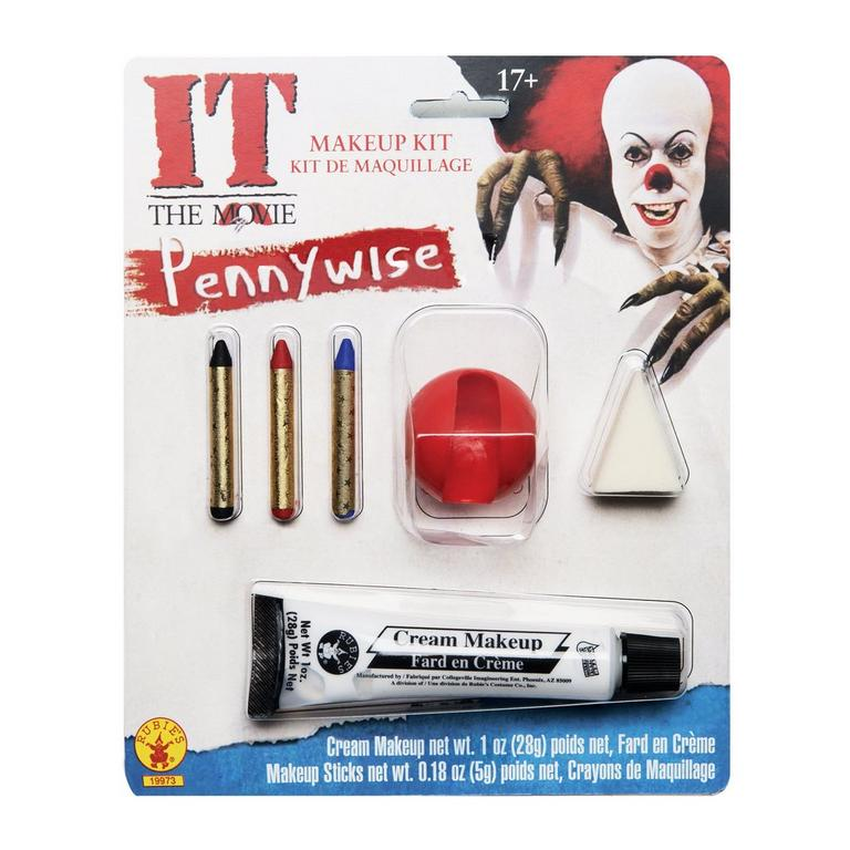 IT the Movie Penneywise Clown Make-Up Kit