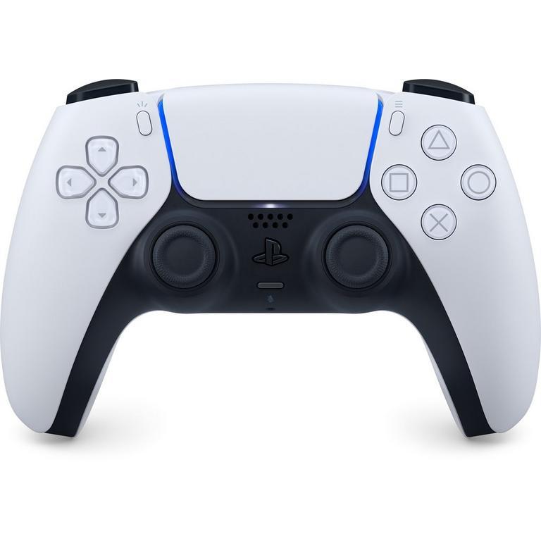Sony DualSense White Wireless Controller