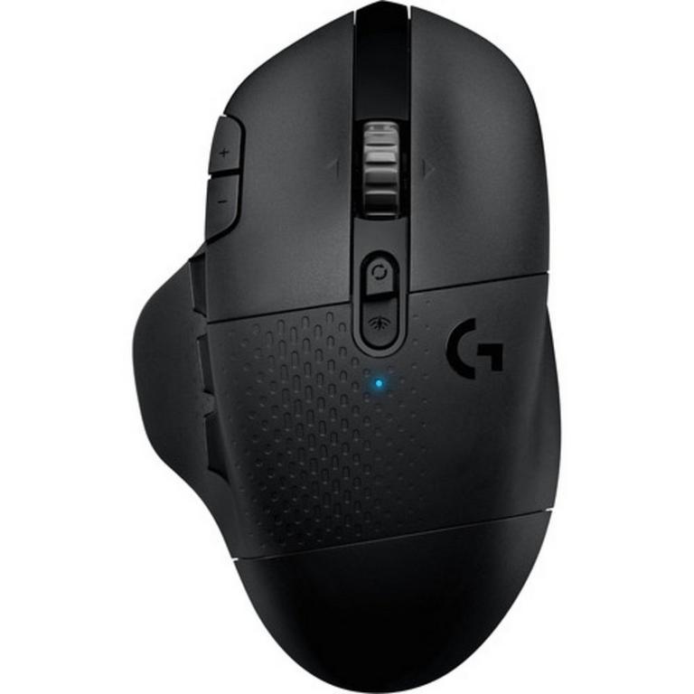 G604 Lightspeed Black Wireless Gaming Mouse