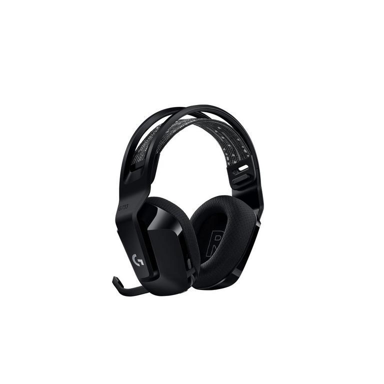 G733 LIGHTSPEED Wireless Gaming Headset