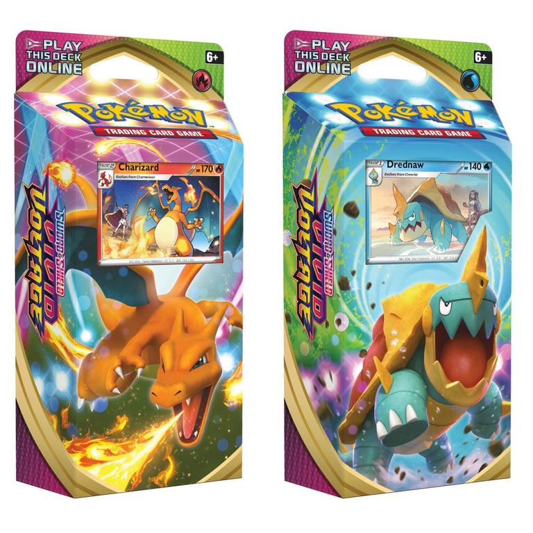 Pokemon: Trading Card Game Sword and Shield Vivid Voltage Theme Deck (Assortment)