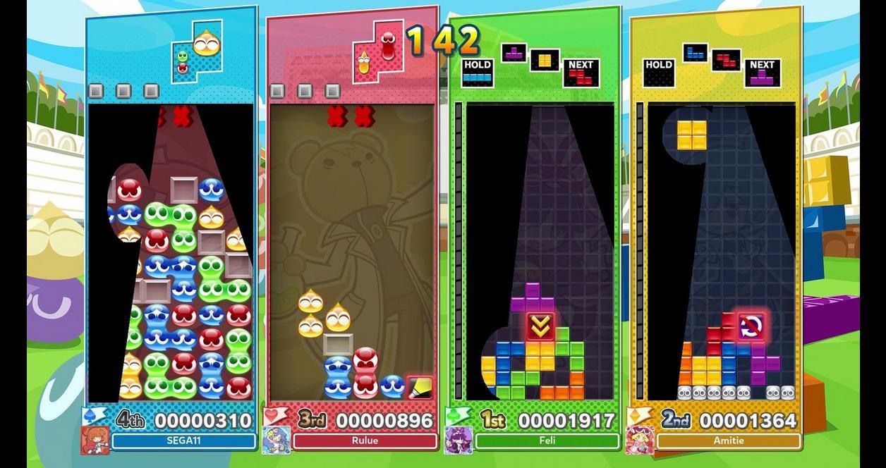 Puyo Puyo Tetris 2 Launch Edition