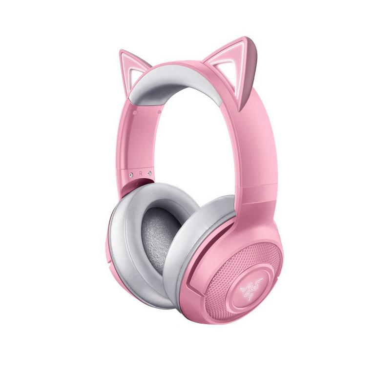 One For Mom, One For Me - Kraken Kitty Edition Quartz Bluetooth Gaming Headset