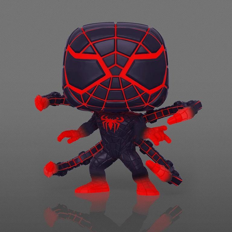 POP! Marvel's Spider-Man: Miles Morales - Miles Morales Programmable Matter Suit Only at GameStop
