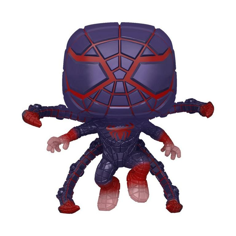 POP! Marvel's Spider-Man: Miles Morales - Miles Morales Programmable Suit Pose Only at GameStop