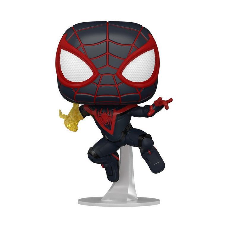 POP! Games: Marvel's Spider-Man: Miles Morales - Miles Morales Classic