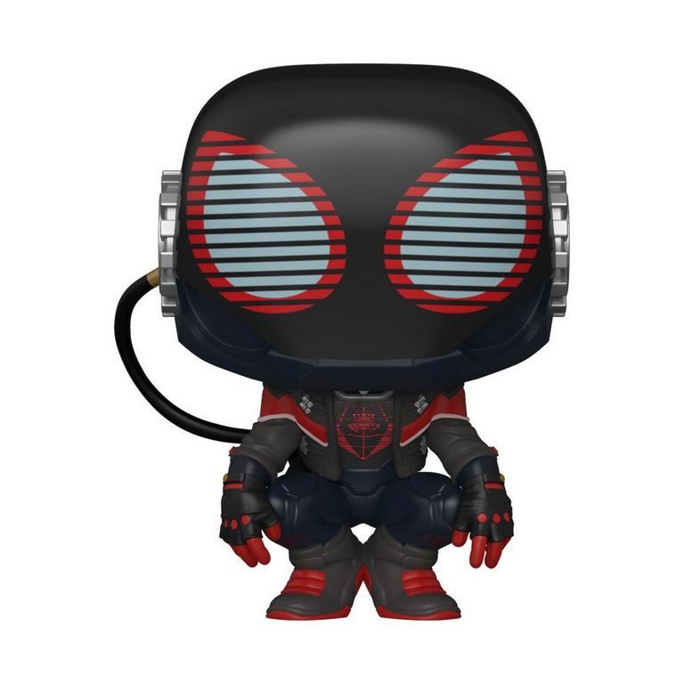 POP! Marvel's Spider-Man: Miles Morales - Miles Morales 2020 Suit