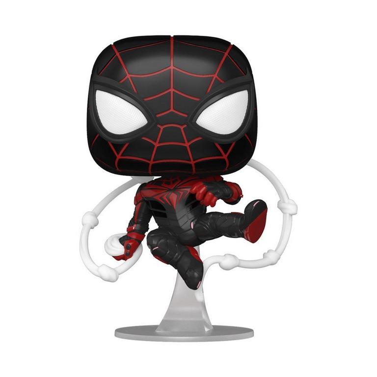 POP! Marvel's Spider-Man: Miles Morales - Miles Morales Advanced Tech Suit