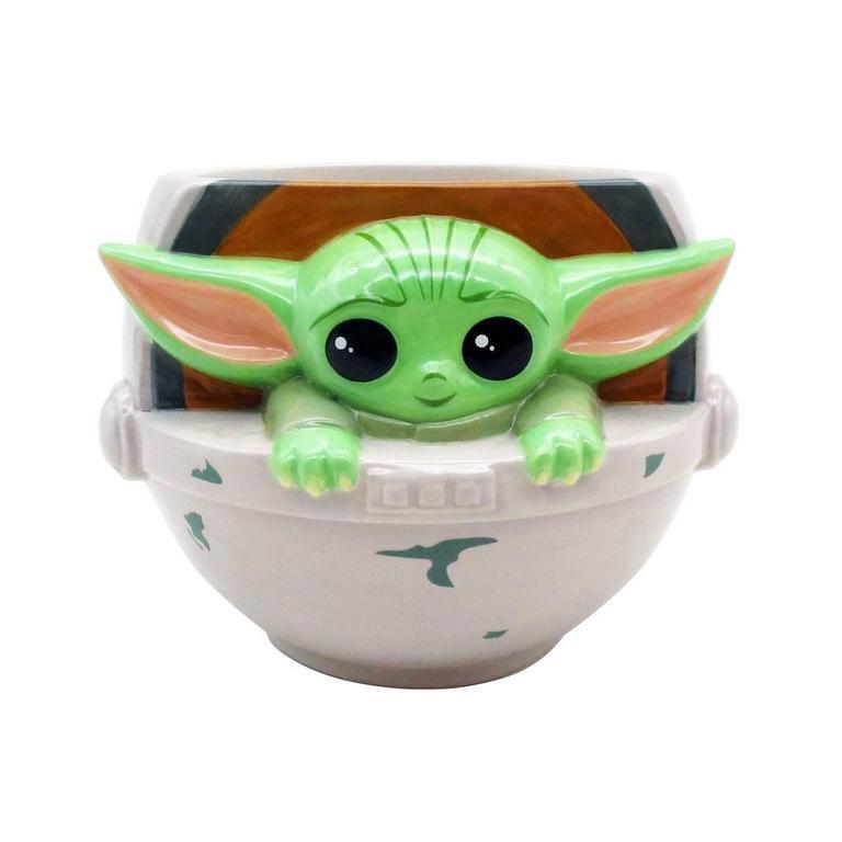 Star Wars: The Mandalorian The Child Seated in Pod Mug