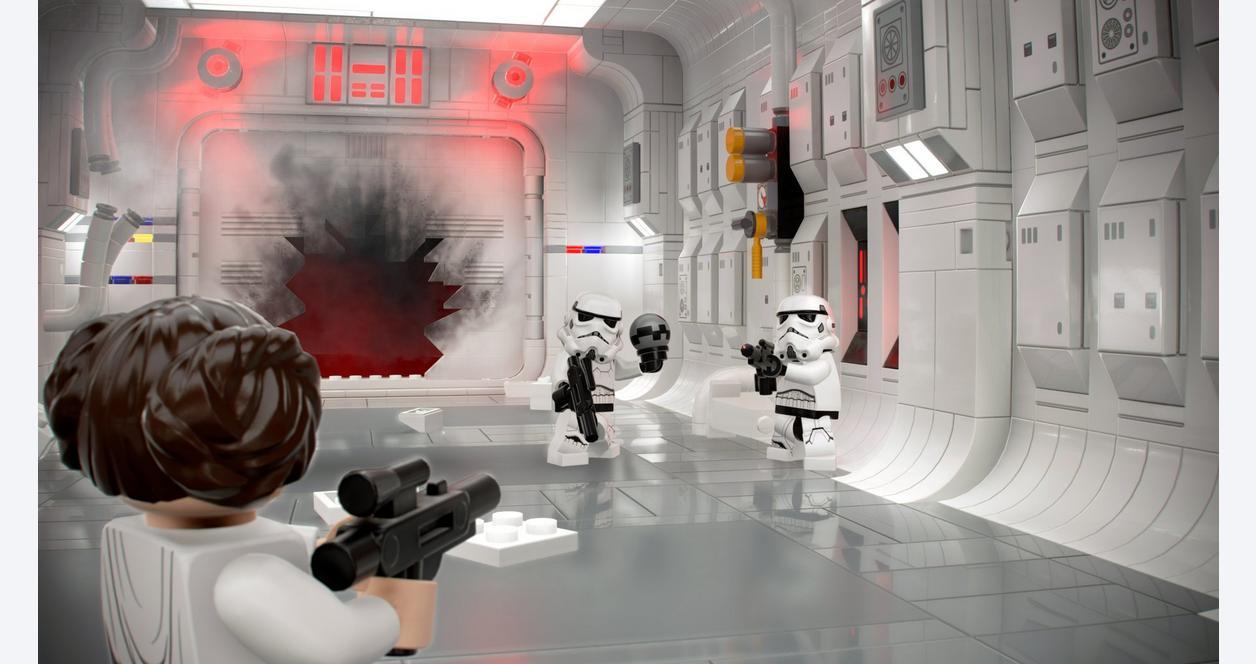 LEGO Star Wars: The Skywalker Saga Deluxe Edition