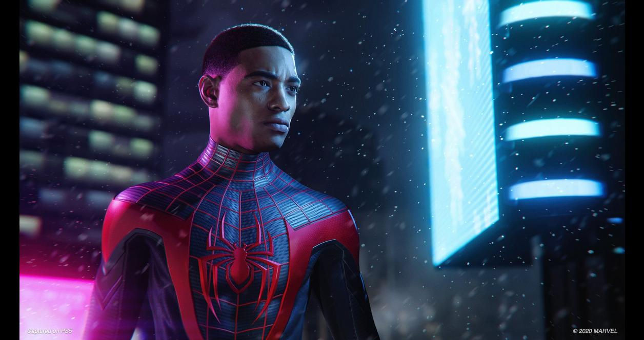Marvel's Spider-Man: Miles Morales Ultimate Launch Edition