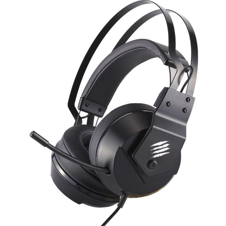 Mad Catz F.R.E.Q. 2 Gaming Headset