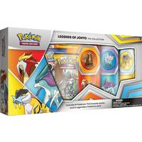 Deals on Pokemon Trading Card Game: Legends of Johto Pin Box