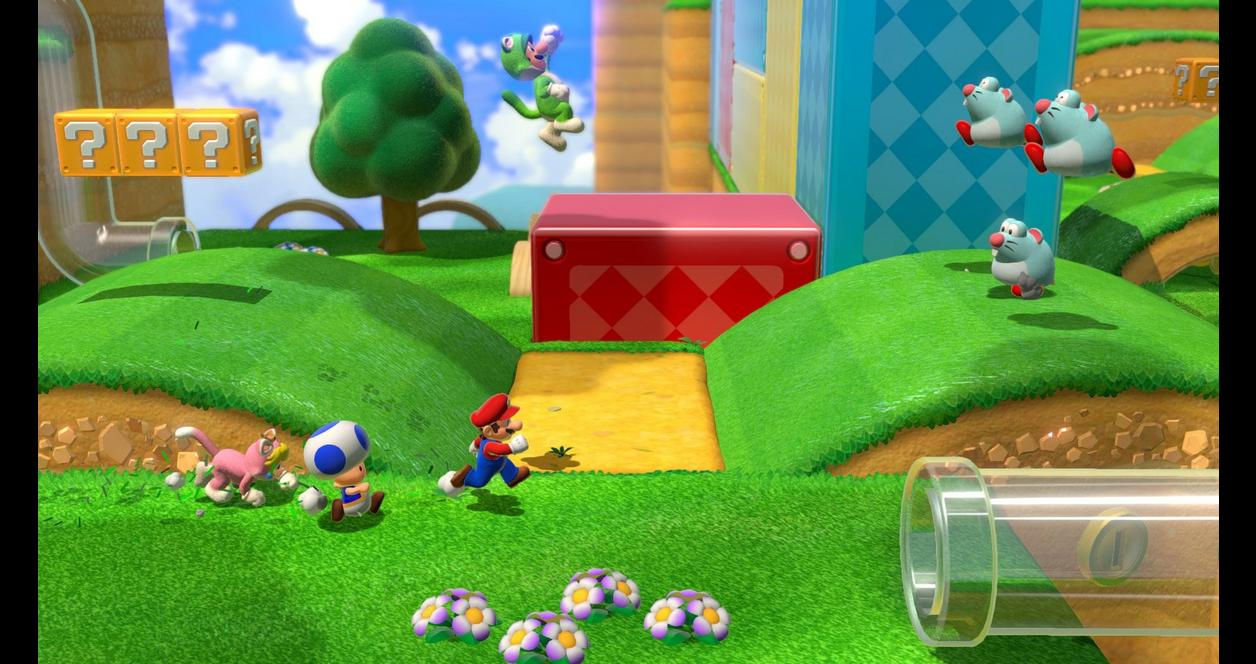 Super Mario 3D World Plus Bowser's Fury