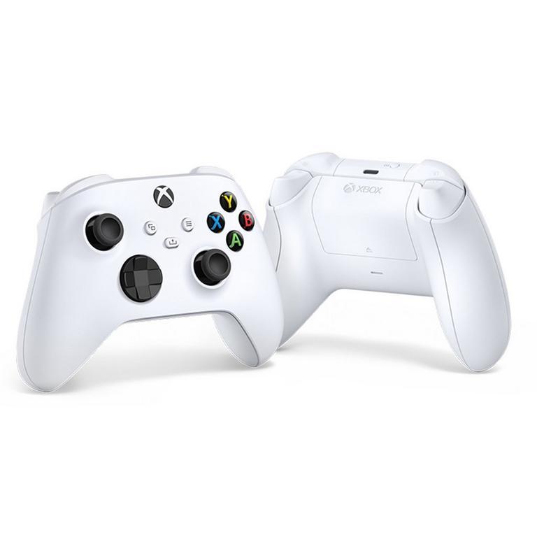 Microsoft Xbox Series X Robot White Wireless Controller