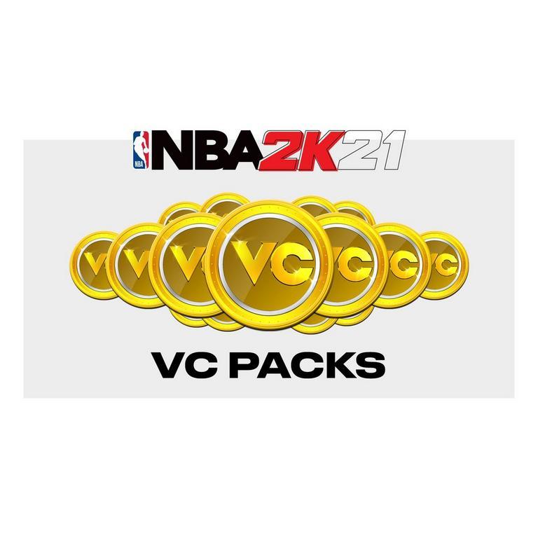 NBA 2K21 5,000 Virtual Currency
