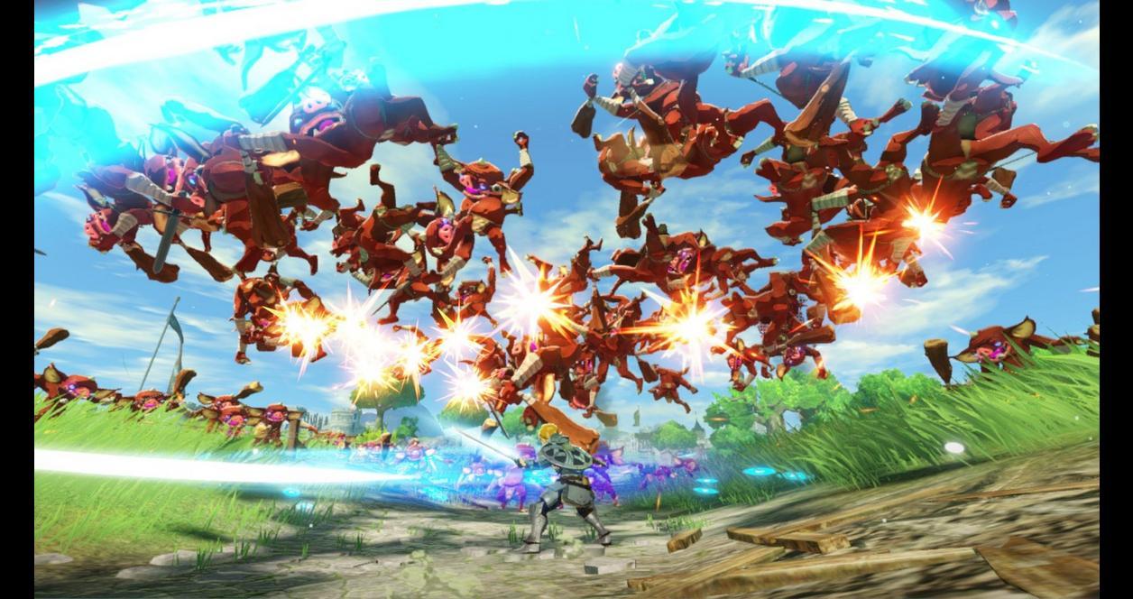 Hyrule Warriors Age Of Calamity Nintendo Switch Gamestop