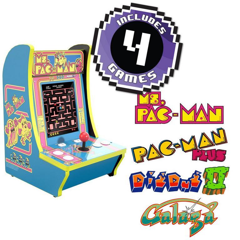 Ms. PAC-MAN Countercade