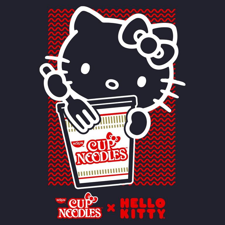 Hello Kitty Cup Noodles T-Shirt