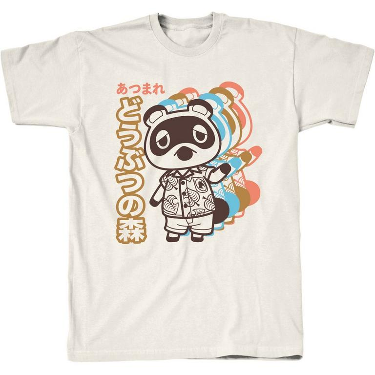 Animal Crossing Tom Nook T-Shirt