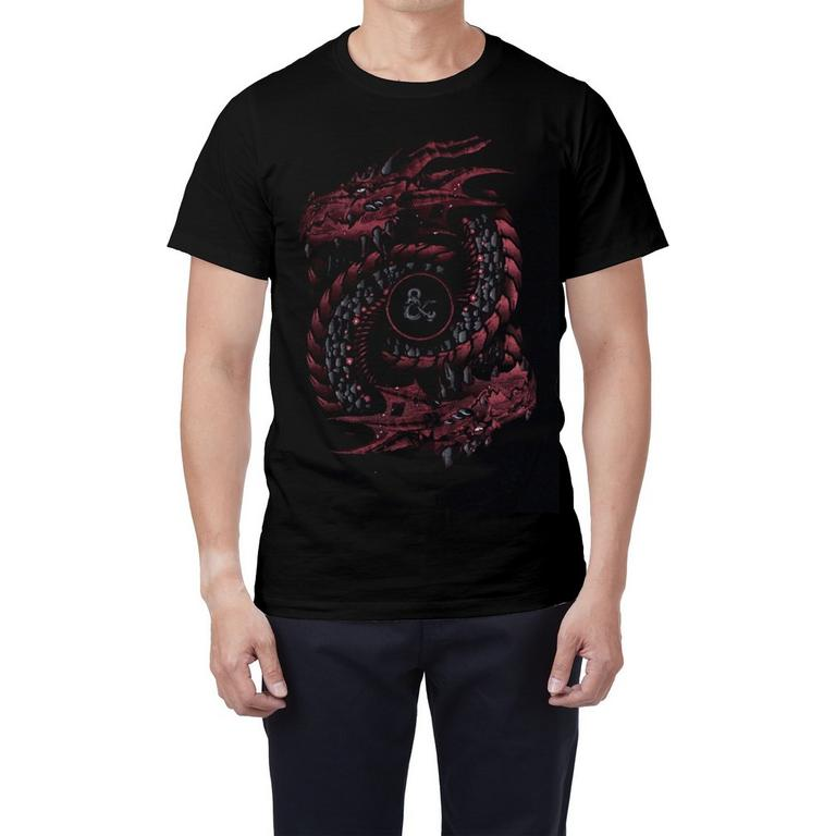 Dungeons and Dragons Dragon T-Shirt