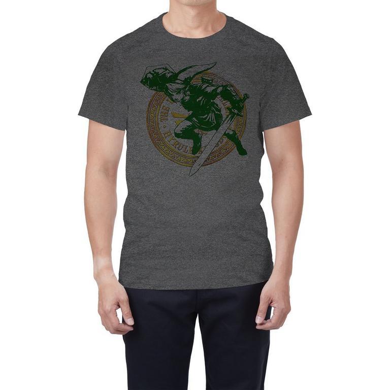 The Legend of Zelda Link Warrior of Hyrule T-Shirt