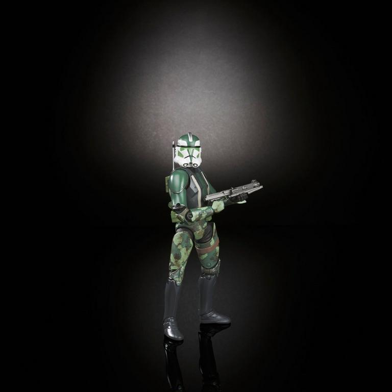 Star Wars Clone Commander Gree The Black Series Action Figure