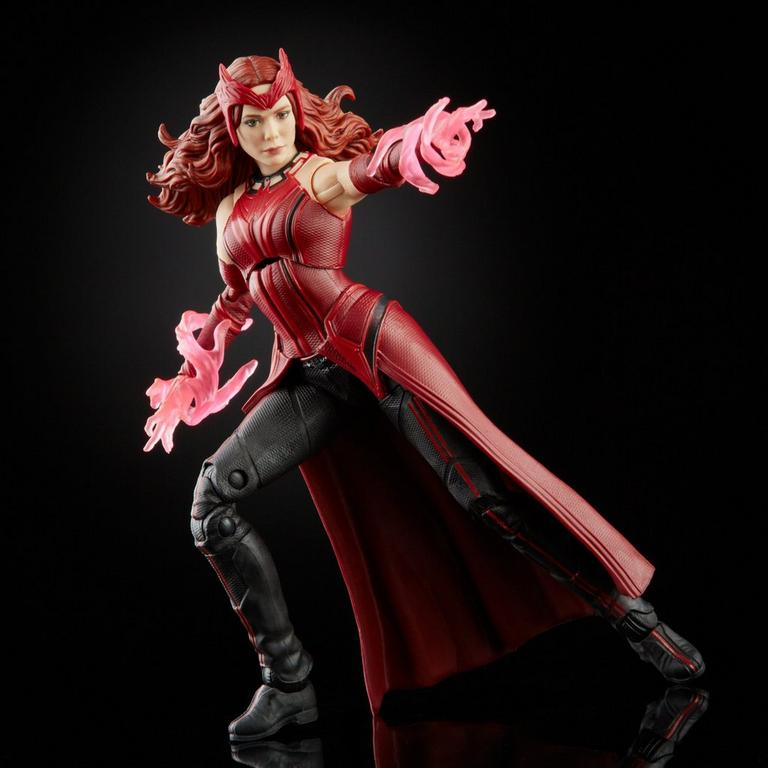 Marvel Legends Series WandaVision Scarlet Witch Action Figure