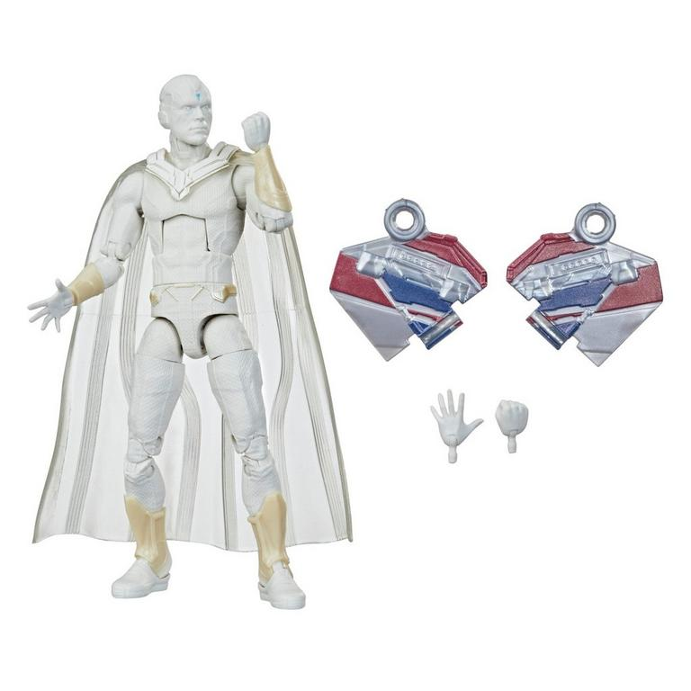 Marvel Legends Series WandaVision Vision Action Figure
