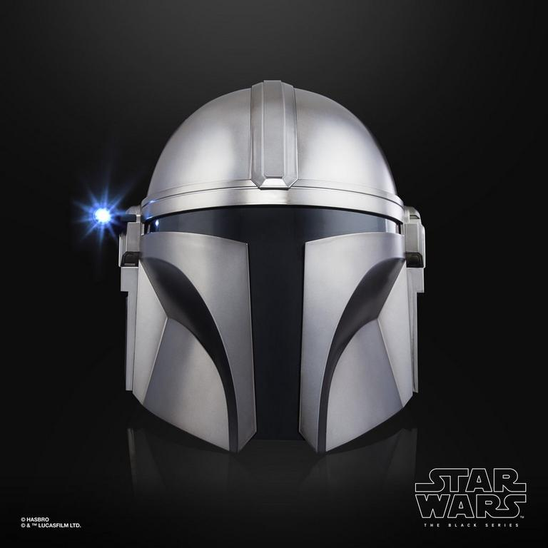Star Wars: The Mandalorian - The Mandalorian The Black Series Helmet