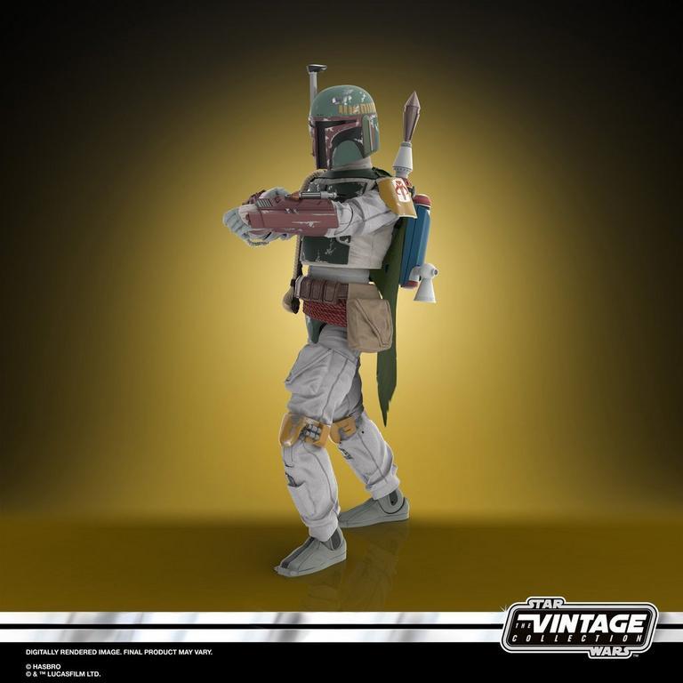Star Wars Episode VI: Return of the Jedi Boba Fett The Vintage Collection Action Figure