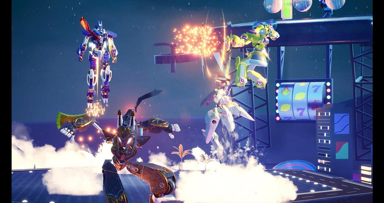 Override 2 Super Mech League Ultraman Deluxe Edition