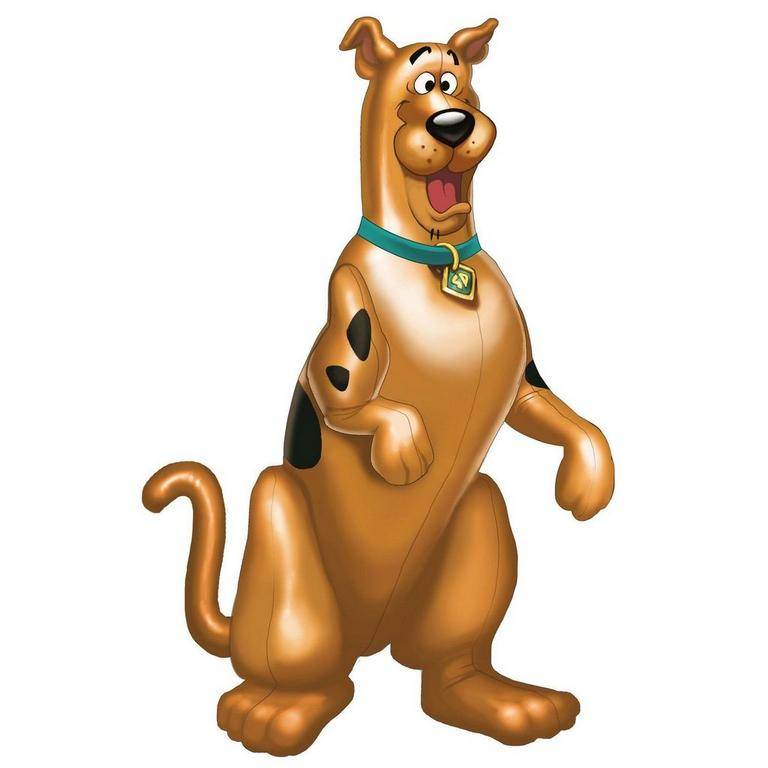 Scooby-Doo - Scooby-Doo Youth Inflatable Costume