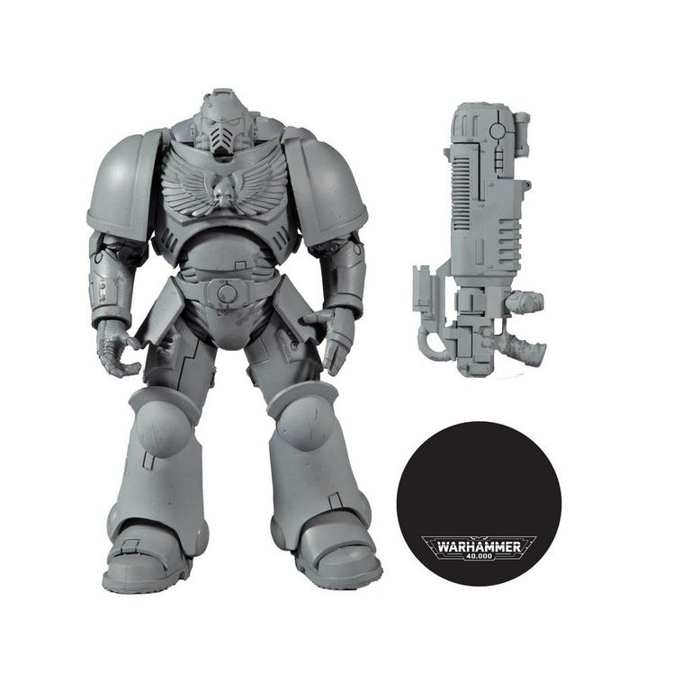 Warhammer 40k Space Marines Primaris Hellblasters Action Figure