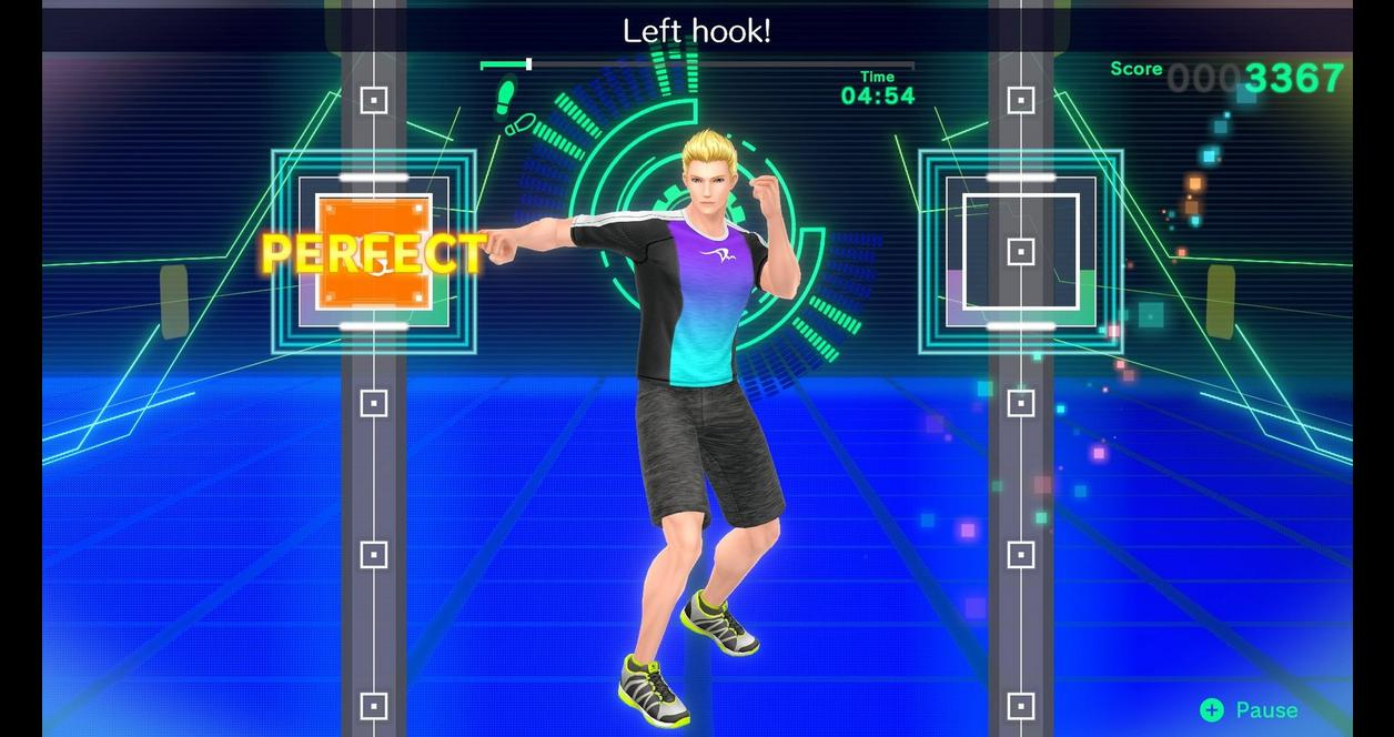 Fitness Boxing 2: Rhythm and Exercise