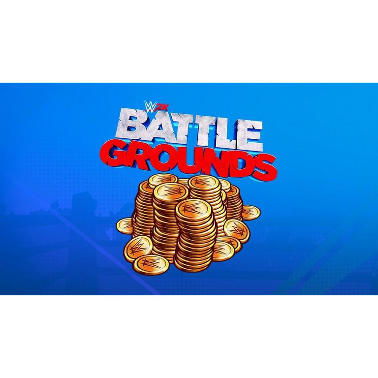 WWE 2K Battlegrounds 500 Golden Bucks