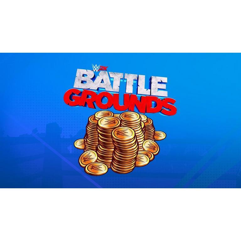 WWE 2K Battlegrounds 6,500 Golden Bucks