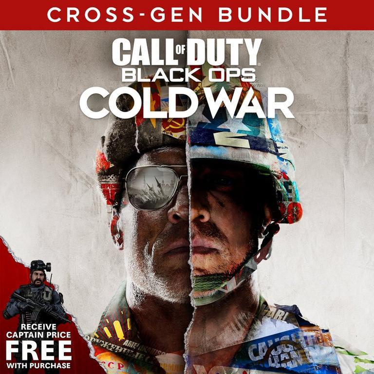 Digital Call of Duty: Black Ops Cold War Cross-Gen Bundle Xbox One Games Activision GameStop