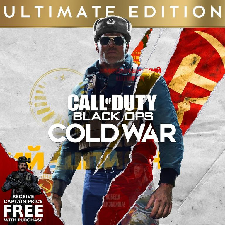Digital Call of Duty: Black Ops Cold War Ultimate Edition Xbox One Games Activision GameStop